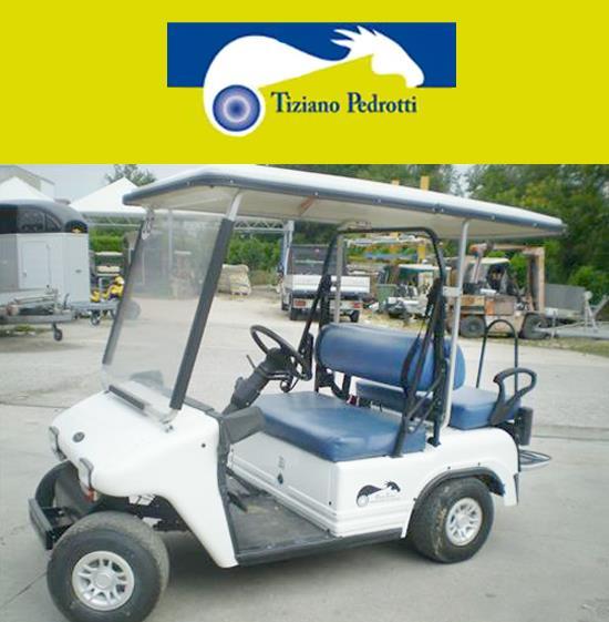 Da Pedrotti Tiziano trovi vendita e noleggio Golf Car, Scopri di più!