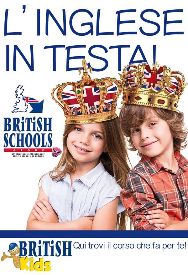 la storia della british school