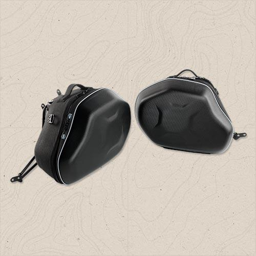 set borse laterali semirigide scrambler ducati