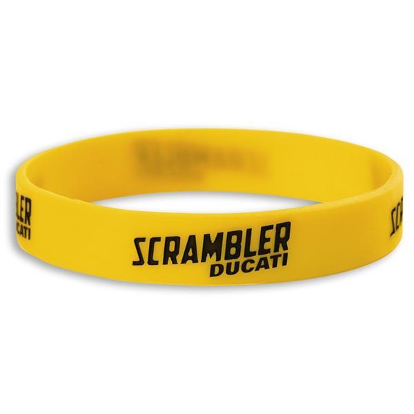 braccialetto milestone scrambler ducati