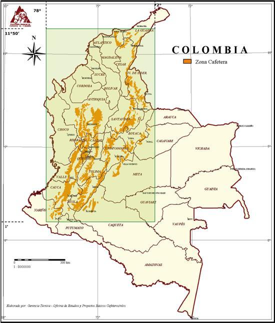 Caffè: allarme export in Colombia - Diba 70 rassegna stampa