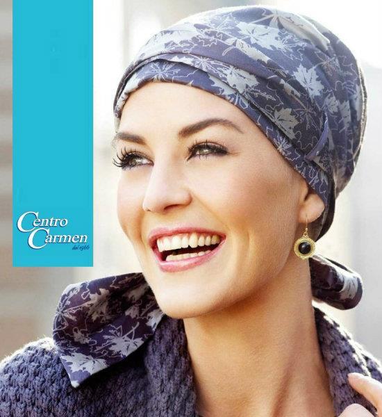 il centro carmen propone turbanti e cappellini scopri di piu