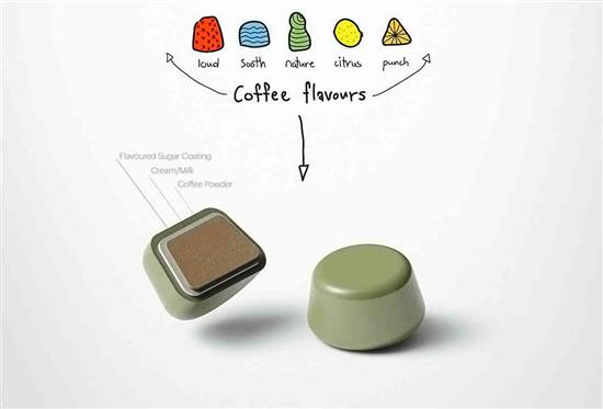 arriva il caffe confezionato in cialda di zucchero diba 70 distributori professionali rassegna stampa