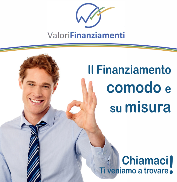 valori finanziamenti scopri il finanziamento comodo e su misura per te