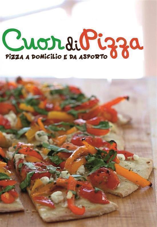 pizza focacce insalate panzerotti tanto gusto e ingredienti buonissimi anche a casa tua