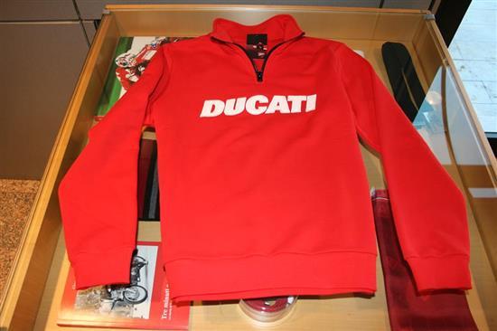 felpa ducati modello ducatiana uomo my14