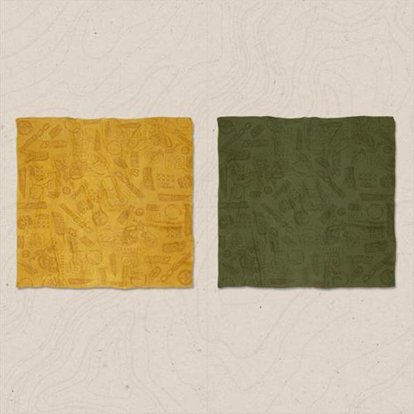foulard necker scrambler ducati