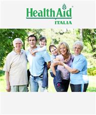 HealthAid Italia - più di 500 prodotti tra vitamine, minerali, erbe singole in tavoletta e liquide, aminoacidi, cosmetica e aromaterapia