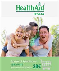 Health Aid Italia - Acquista sul nostro sito! Nessuna Spesa di Spedizione se il tuo ordine supera i 28€
