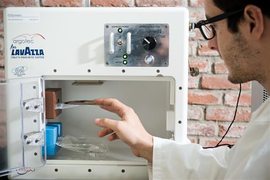 sulla stazione spaziale arriva la macchina del caffe espresso diba 70 distributori professionali rassegna stampa