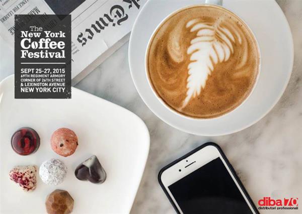 ll Festival del caffè di New York - Diba 70 distributori professionali, rassegna stampa
