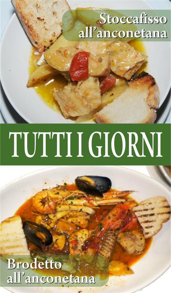 """Alla Moretta trovi specialità locali! Ogni giorno a """"La Moretta"""" serviamo Stoccafisso e Brodetto all'anconetana. Scopri di più!"""