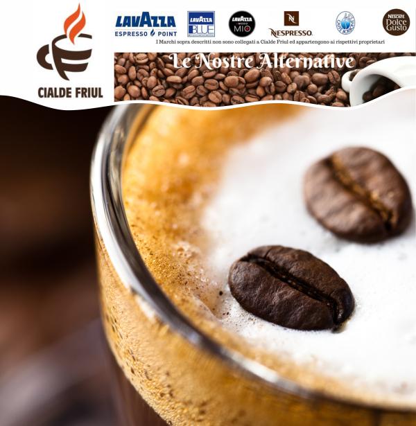 Cialde Friul, il negozio di Capsule e Cialde di Caffè adatto a te!! Scopri...