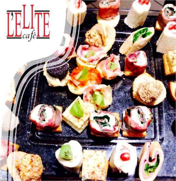 Ottimo cibo e tanti eventi ti aspettano a L'Elite Cafè!! Scopri...