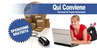Qui Conviene - Angolo del Benessere - Per ordini sopra i 39€ SPEDIZIONE GRATIS - Scopri la Farmacia Online