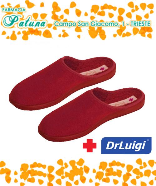 Alla farmacia patuna offerta pantofole dott luigi anche for Pantofole natalizie