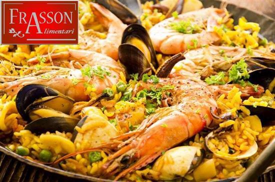La Paella Di Pesce Fresco Ogni Venerdi Da Alimentari Sihappy