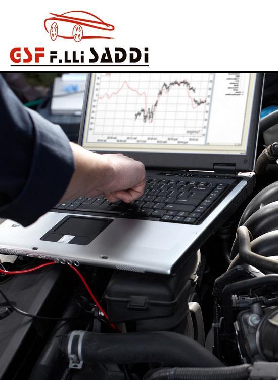 per la revisione del tuo veicolo affidati a gsf f lli saddi auto moto vieni