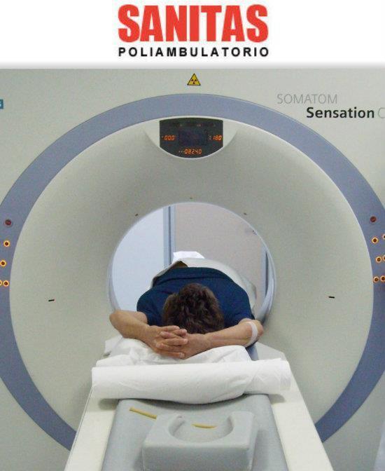 sanitas poliambulatorio servizio tac scopri di piu