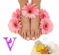 Al Centro Benessere Viola -30% su Pedicure con scrub al latte e miele e paraffina. Scopri l'offerta