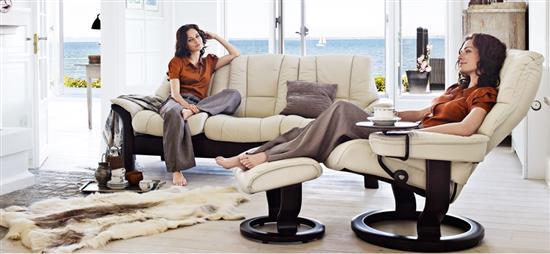 poltrone e divani stressless