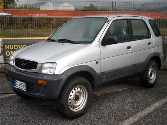 Daihatsu Terios 4x4 Lucca - Versilia