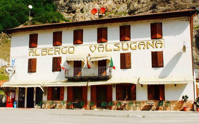 ALBERGO RISTORANTE VALSUGANA Cismon del Grappa foto 1