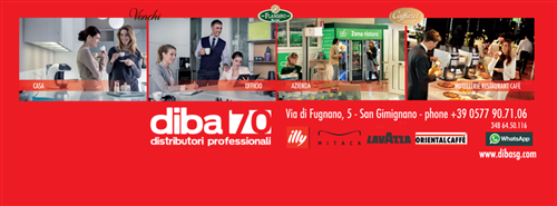 Diba 70 Distributori Professionali HoReCa San Gimignano foto 4
