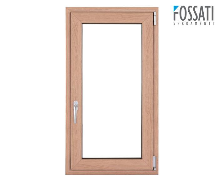 Finestre legno alluminio wood design verona a verona sihappy for Ambienti design verona