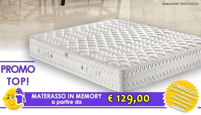 L Angolo Del Materasso.Offerta Materasso Matrimoniali Memory Bari Promozione Sihappy