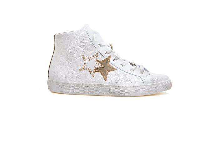 offerta sneakers bianca 2Star a Bari - SiHappy 6d94d527fa5