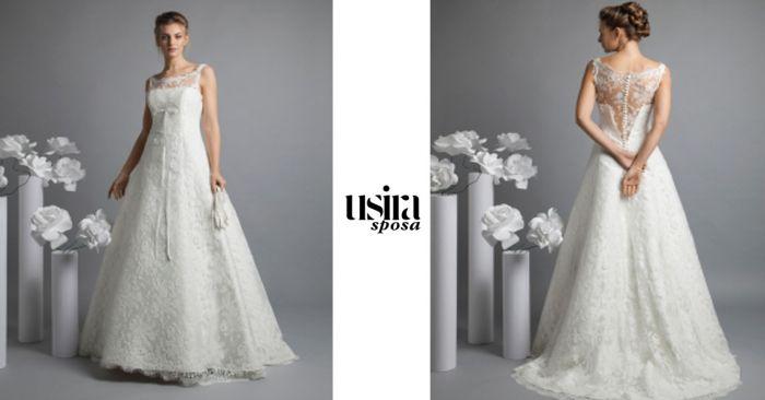 5422de6b4b9c Se per il vostro matrimonio state cercando una sartoria che possa  realizzare l abito da sposa che avete sempre sognato