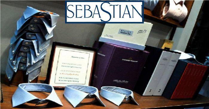 best sneakers 32397 09bdf SebaStian occasione produzione camicie su misura made in ...