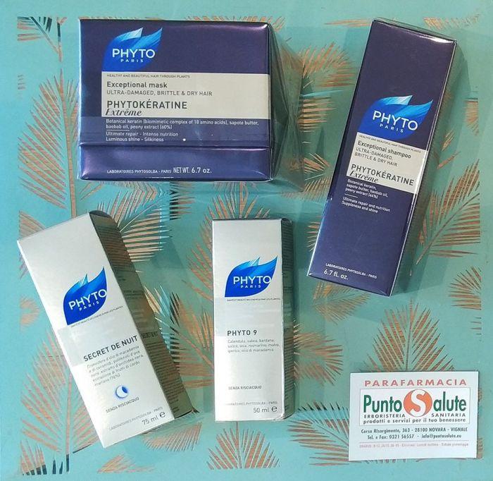 Punto Salute Offerta Prodotti Farmaceutici E Cosmetici Sihappy