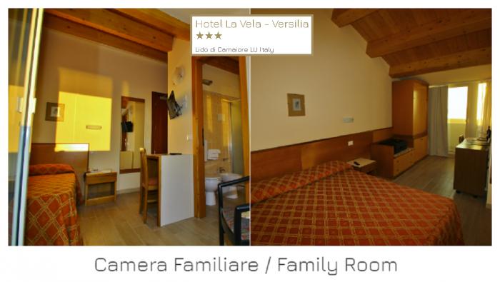 HOTEL LA VELA - VERSILIA Offerta Primavera soggiorno di... - SiHappy