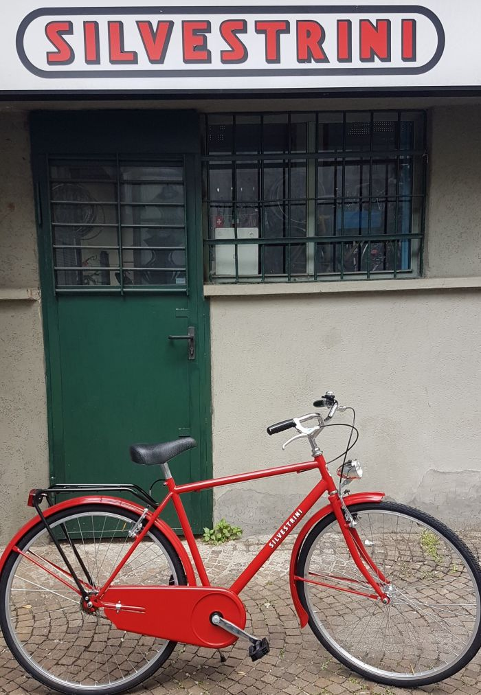 Occasione Bici Classica Uomo Milano Offerta Bicicletta Sihappy