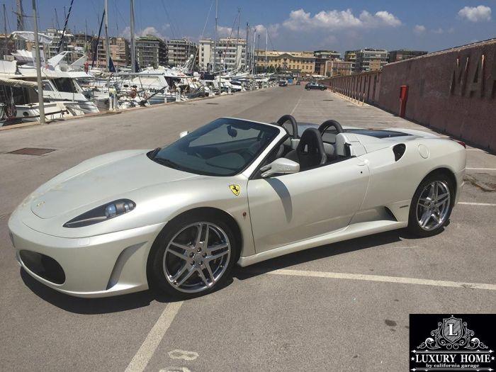 auto di lusso usate in vendita