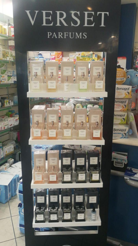 farmacie che vendono profumi verset cagliari