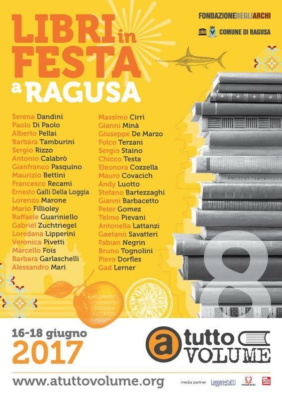 Offerta a tutto volume promozione libri in festa a ragusa for Libri in offerta