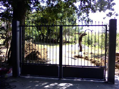 Fanelli Flavio Costruzioni in ferro Narni foto 4