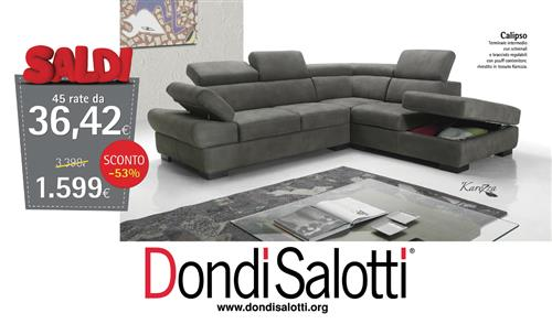Saldi Dondi Salotti.Divani Dondi Salotti A Ancona Sihappy