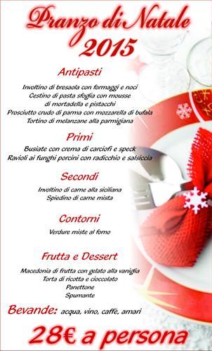 Menu Per Il Pranzo Di Natale 2019.Offerte Pranzo Di Natale A Taranto Disegni Di Natale 2019