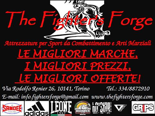 The Fighter's Forge Torino foto 1