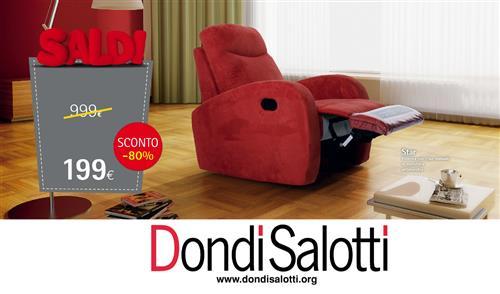 Dondi Salotti Poltrone Relax.Poltrone Relax Dondi Salotti A Verbania Sihappy