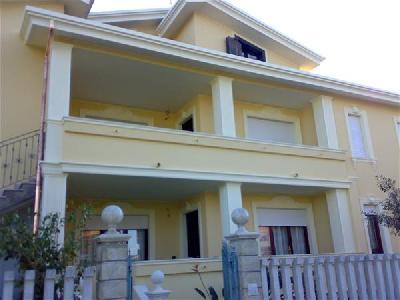 restyling di una villa a decimomannu