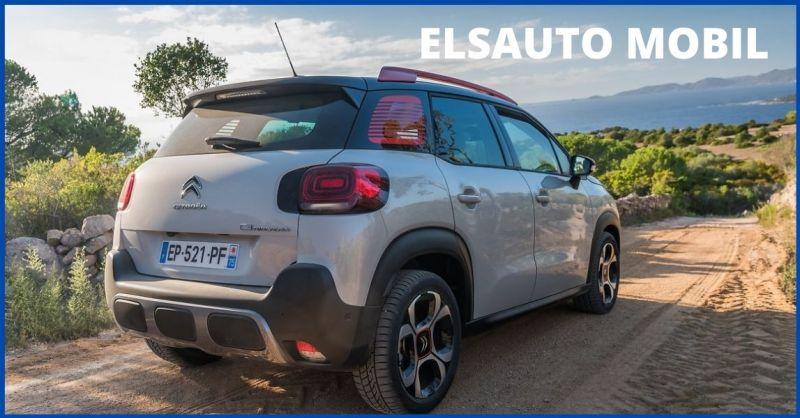ELSAUTO MOBIL - promozione SUV Citroën e concessionaria Citroen Siena