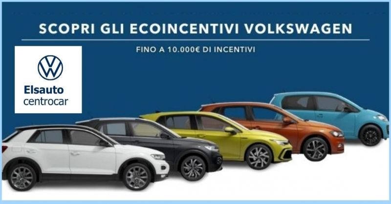 ESLAUTO CENTROCAR - occasione ecoincentivi Volkswagen