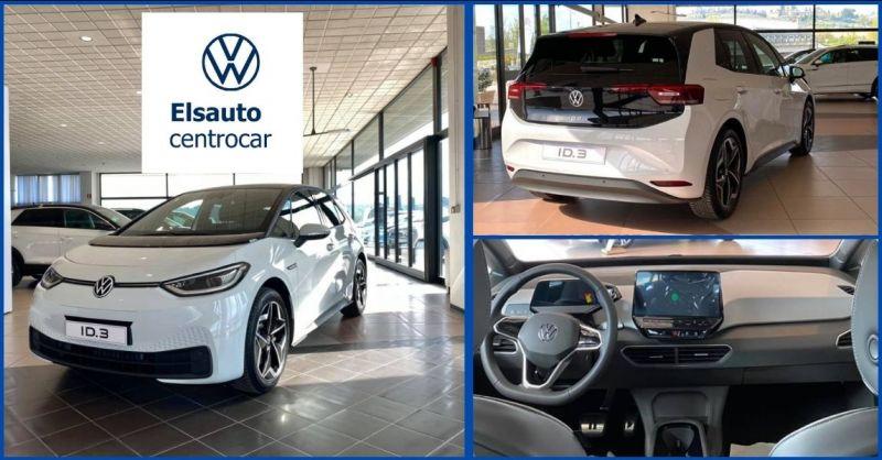 offerta Volkswagen ID elettrica - promozione ecoincentivi statali con rottamazione