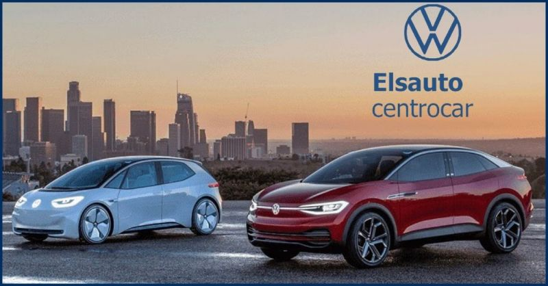 offerta gamma elettrica Volkswagen con Ecobonus Siena e Firenze