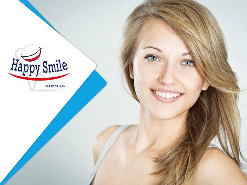 offerta pulizia denti pinerolo promozione visita gratuita pinerolo happy smile